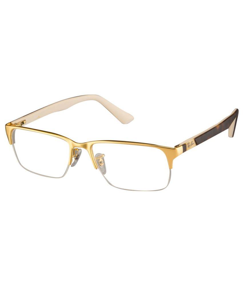 Ray Ban Men Square Eyeglasses Buy Ray Ban Men Square