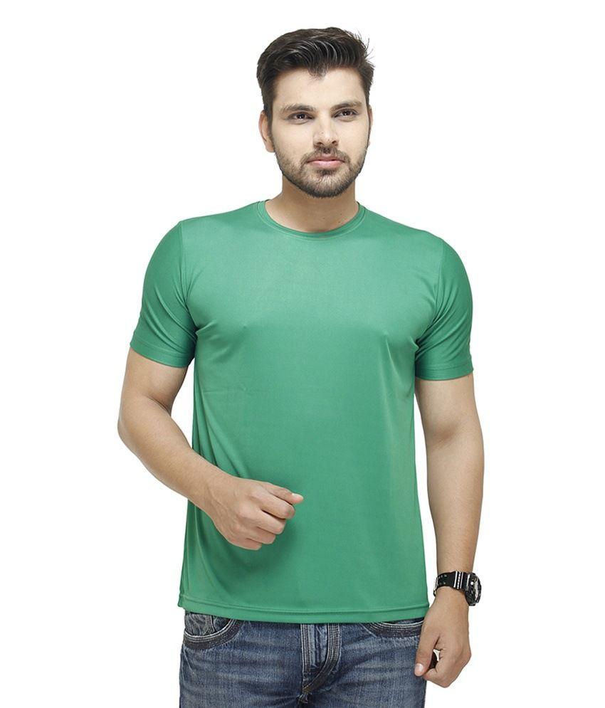 snipes green cotton blend t shirt buy snipes green. Black Bedroom Furniture Sets. Home Design Ideas