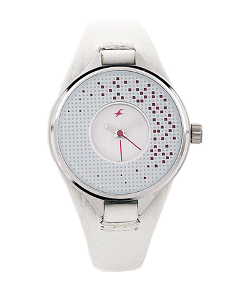 Fastrack Round Dial Analog Watch for Women