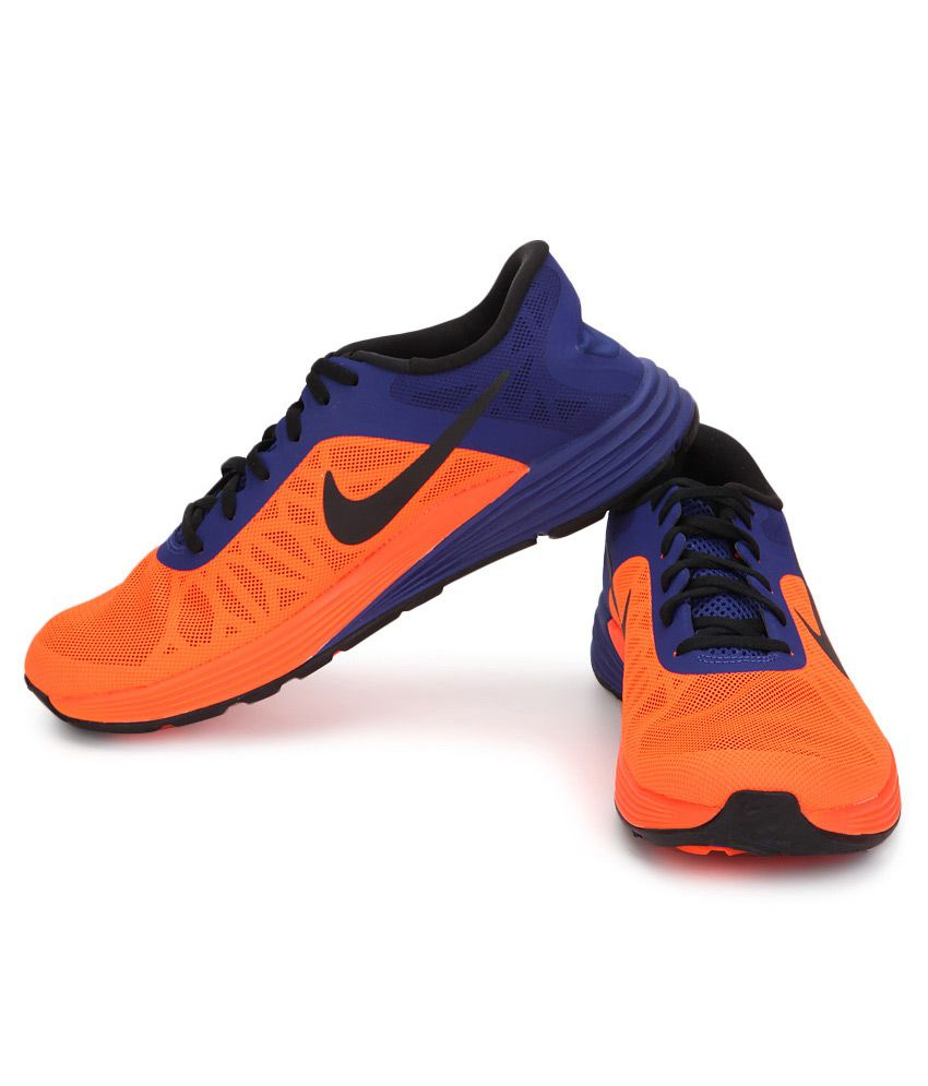 b405cec00170de Nike Lunar Launch Orange Sports Shoes Nike Lunar Launch Orange Sports Shoes  ...