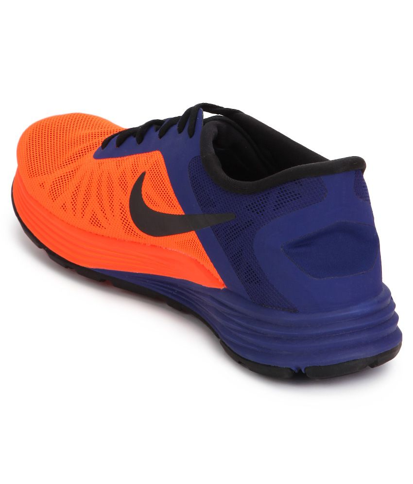f57bbe04547546 Nike Lunar Launch Orange Sports Shoes - Buy Nike Lunar Launch Orange ...