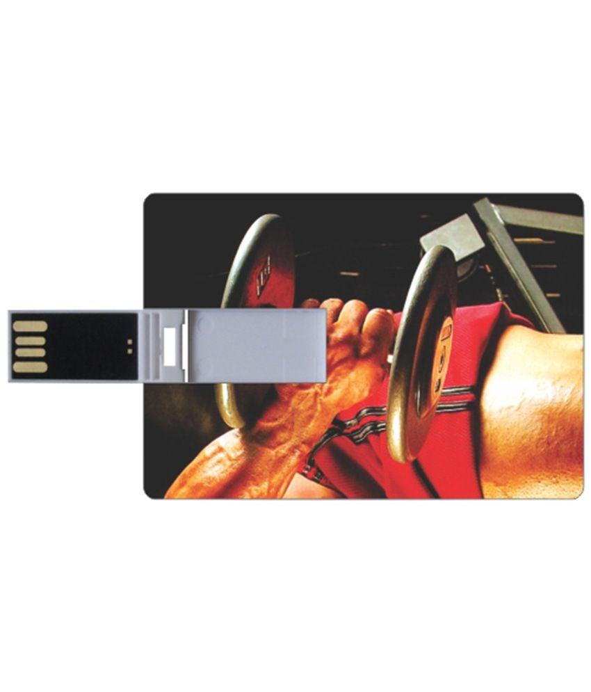 Printland One Way 8 GB Pen Drives Multicolor