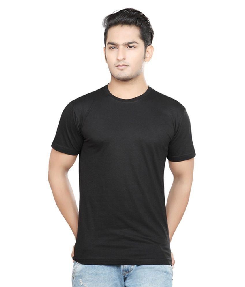 Blardy Club Black Cotton T-shirt