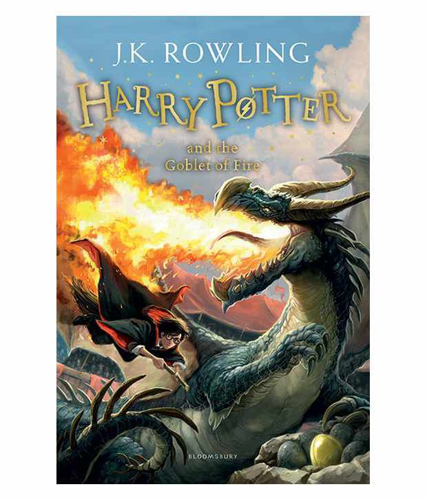 Harry Potter and the Goblet of Fire (English) price comparison at Flipkart, Amazon, Crossword, Uread, Bookadda, Landmark, Homeshop18