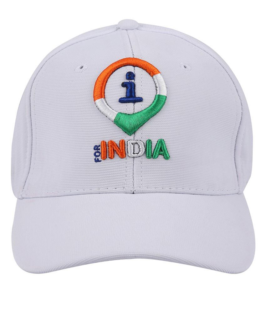 9ab0c1eb6cd1a Imagica White Polyester Men Cap available at SnapDeal for Rs.350