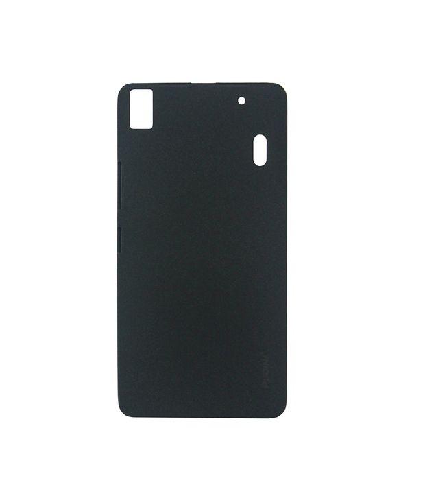 new style 65949 b5bd5 Pudini Original Quicksand Back Cover for Lenovo K3 Note & Lenovo A7000 -  Black