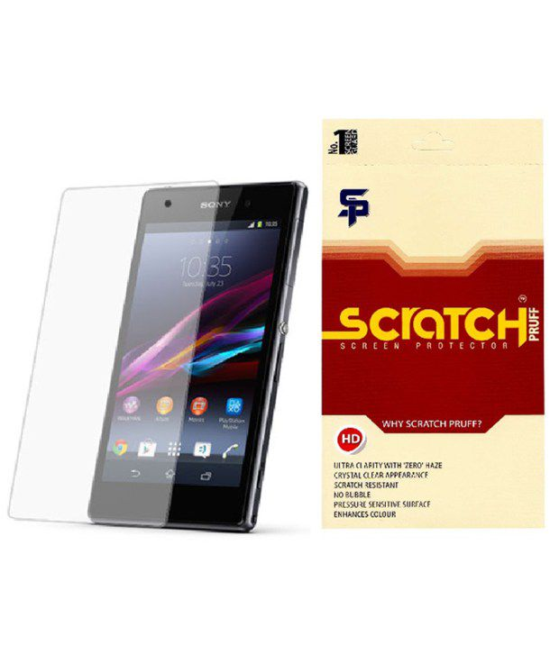 Sony Xperia C3 Matte Screen Guard by Aarushi Telecom