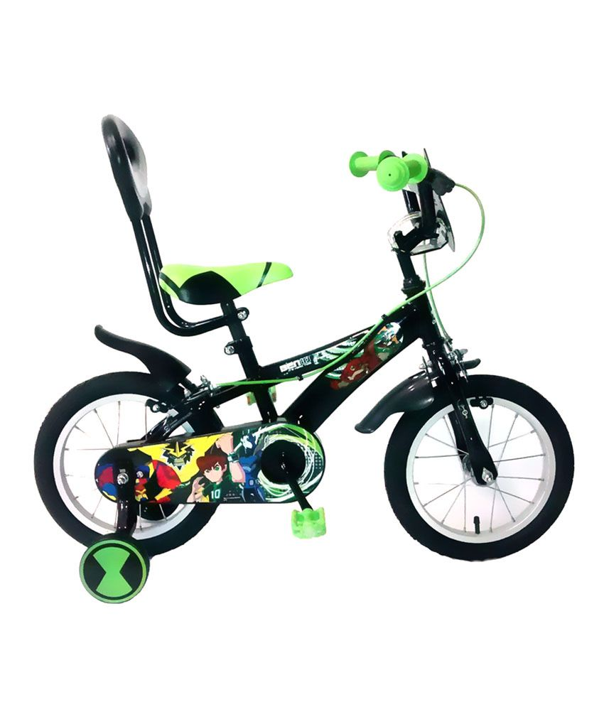 Kross Green And Black Bicycle For Kids Buy Online At Best Price On