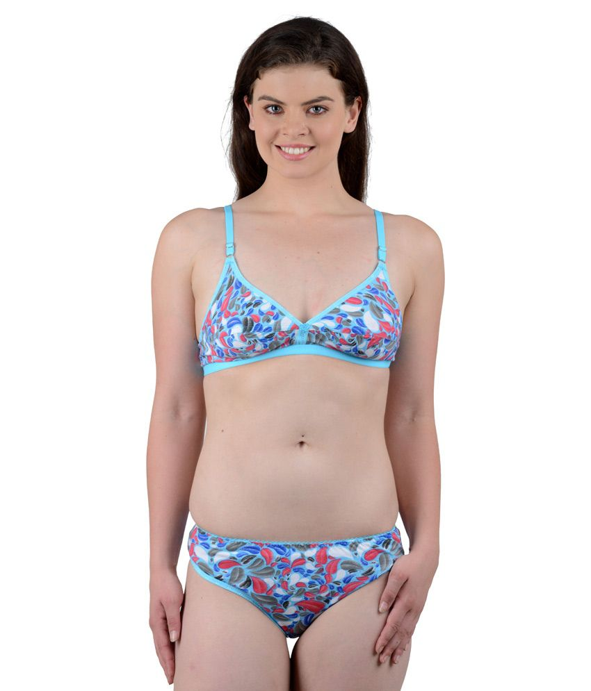 Buy Lovinoform Green Bra   Panty Sets Online at Best Prices in India -  Snapdeal 703c49abd