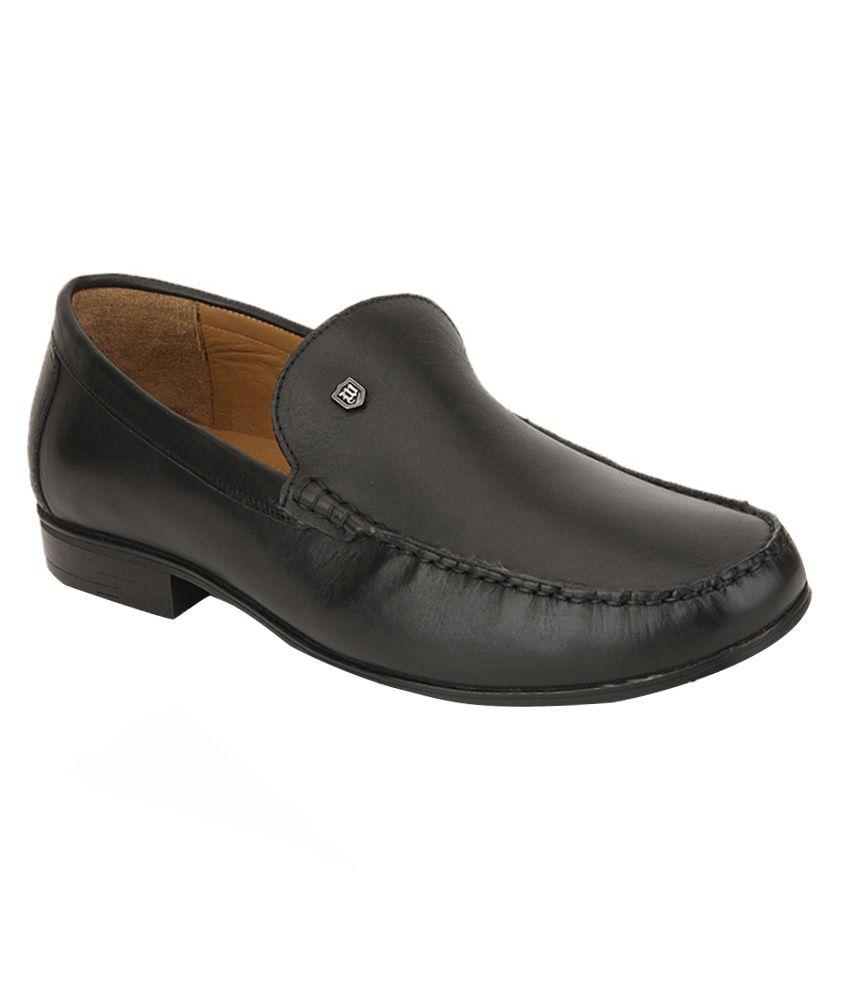 Woods Men S Black Formal Shoes