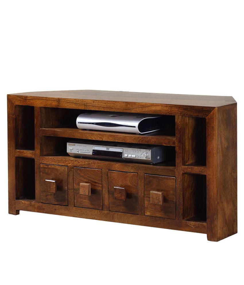Corner Exhibition Stands Price : Drawer corner tv stand buy