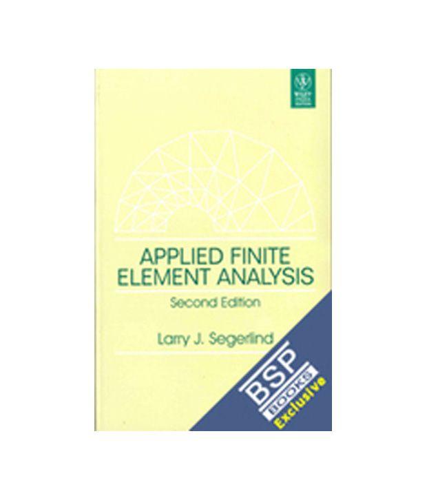applied finite element analysis segerlind free download