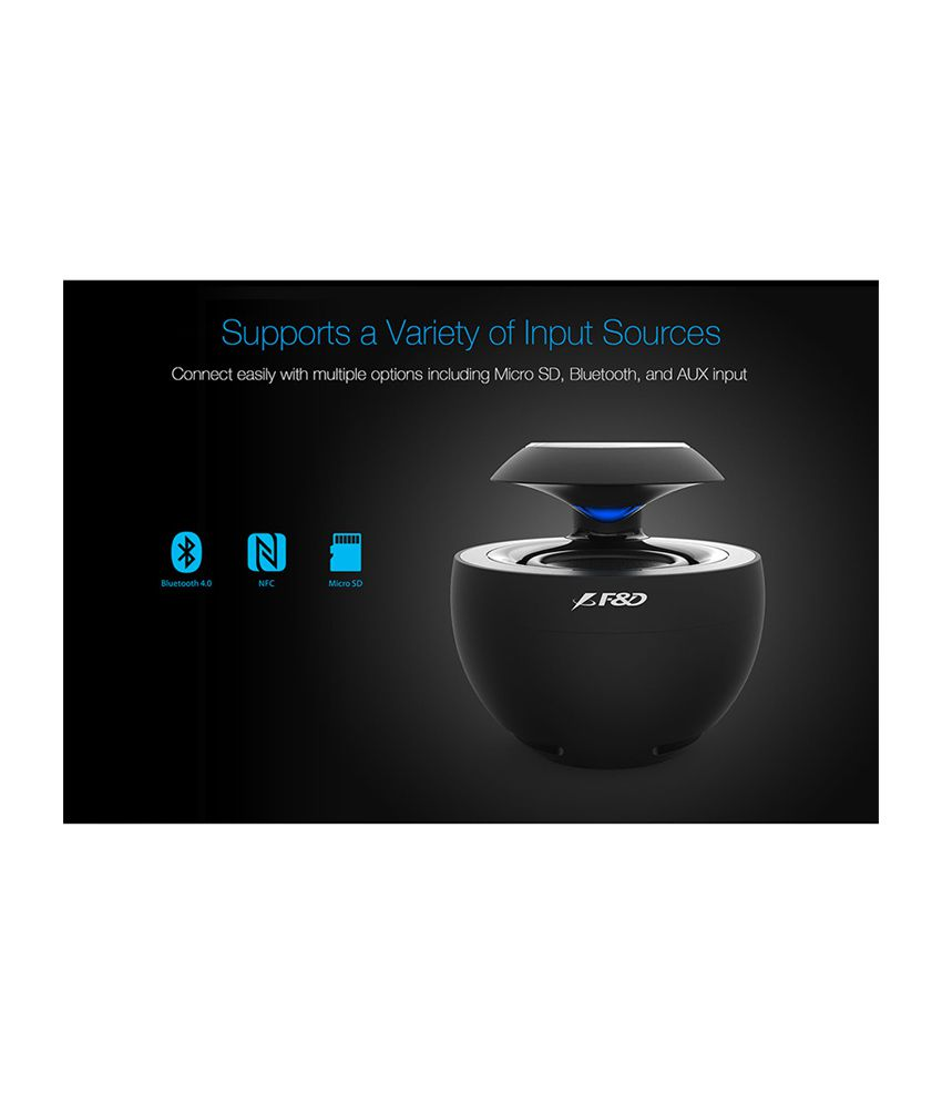 F&D Swan II Wireless Mobile Speaker