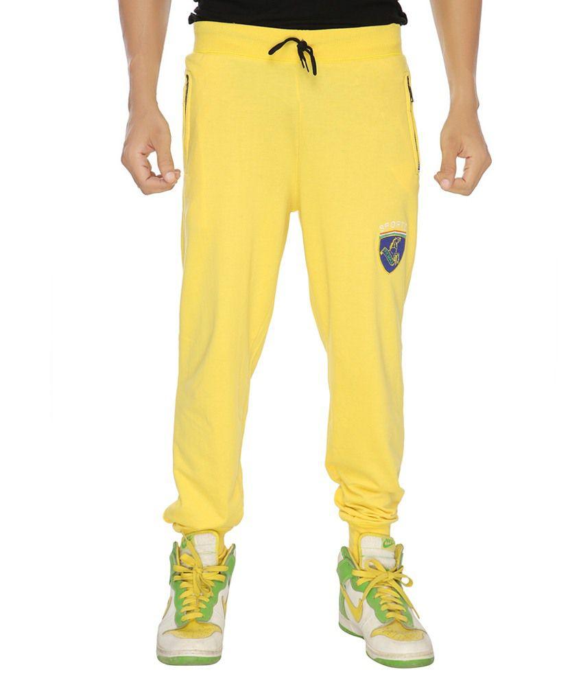 Filmax Originals Yellow Blend Trackpant