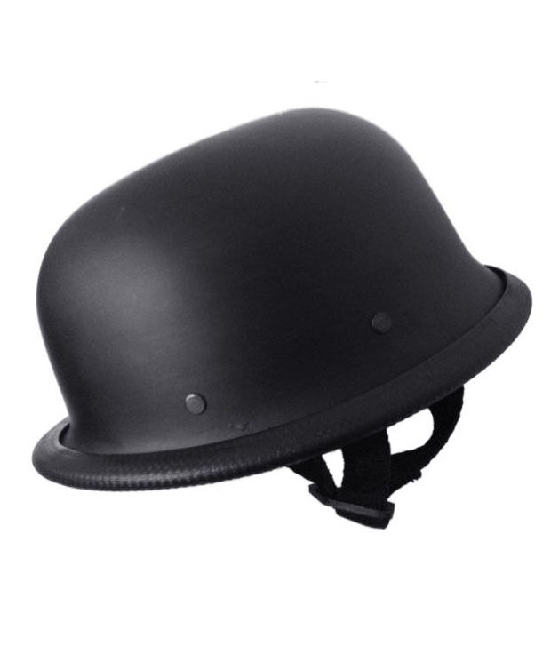 NXT - German Cap Helmet - Matt Black - Size - 580 mm