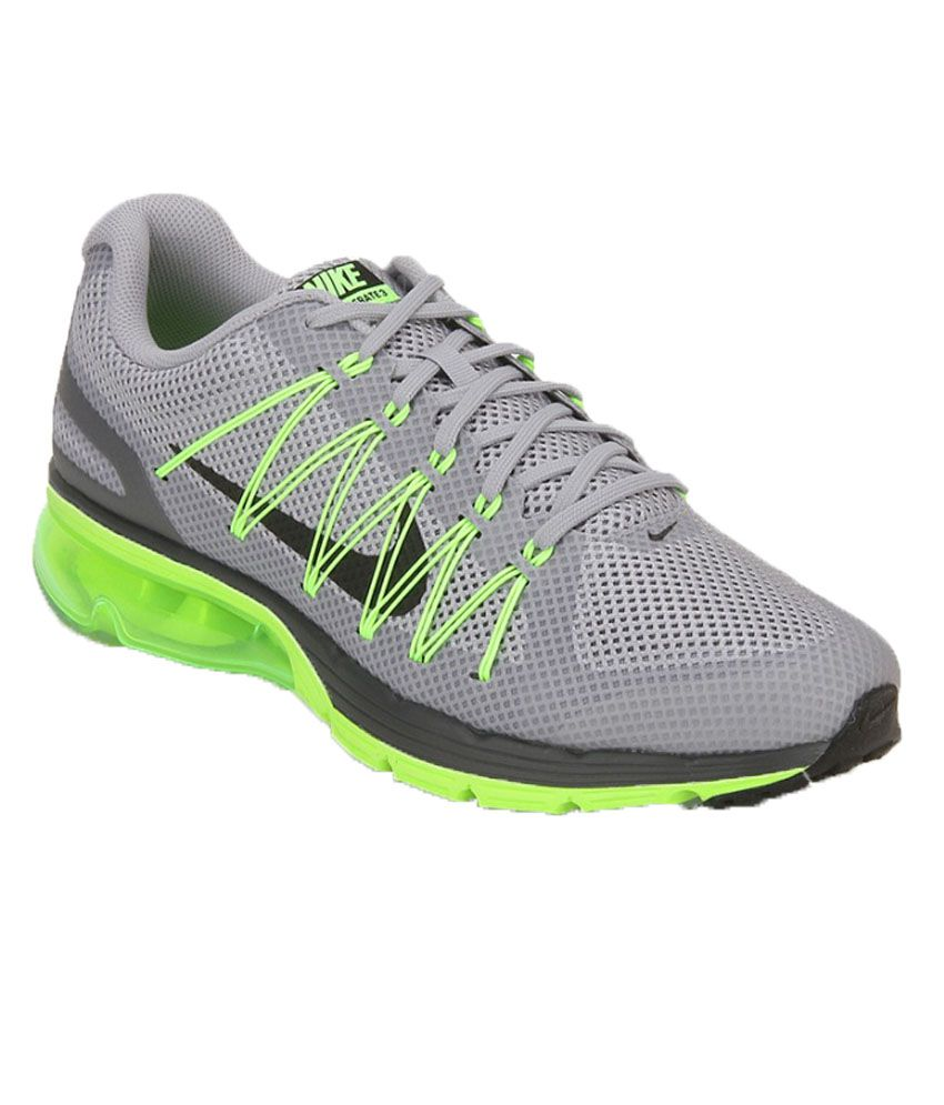 Nike Gray Sports Shoes