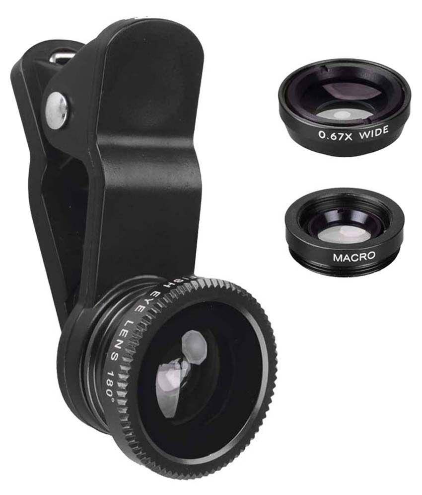 Bikestuff 3 In 1 Camera Lens