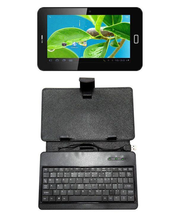 Combo Offer Datawind Ubislate 7CZ + Keyboard
