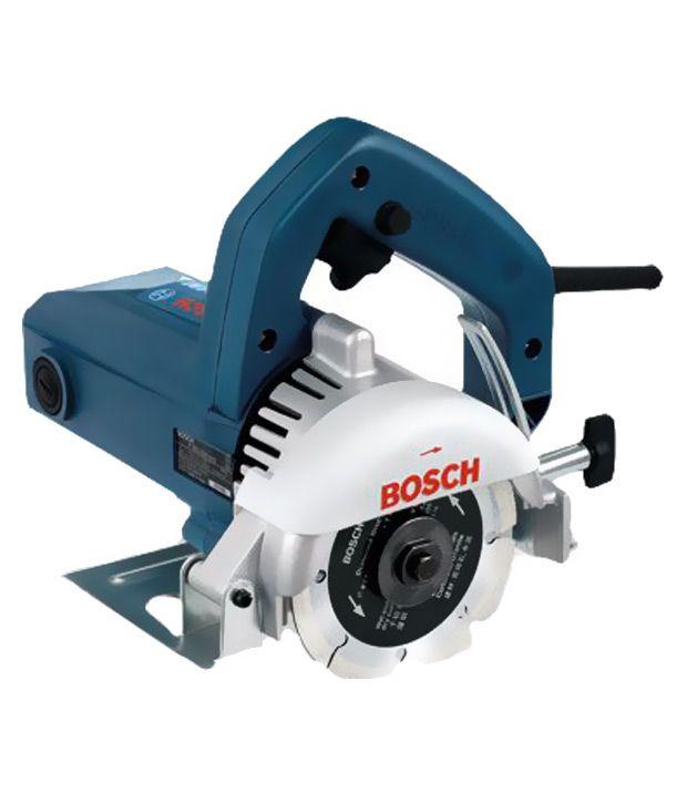 Bosch Gdc 120 Plastic Marble Cutter - Blue
