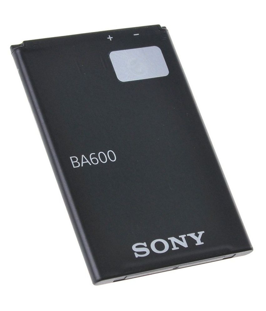 Gng Ba600 Mobile Battery For Sony Ericsson Xperia U St25i