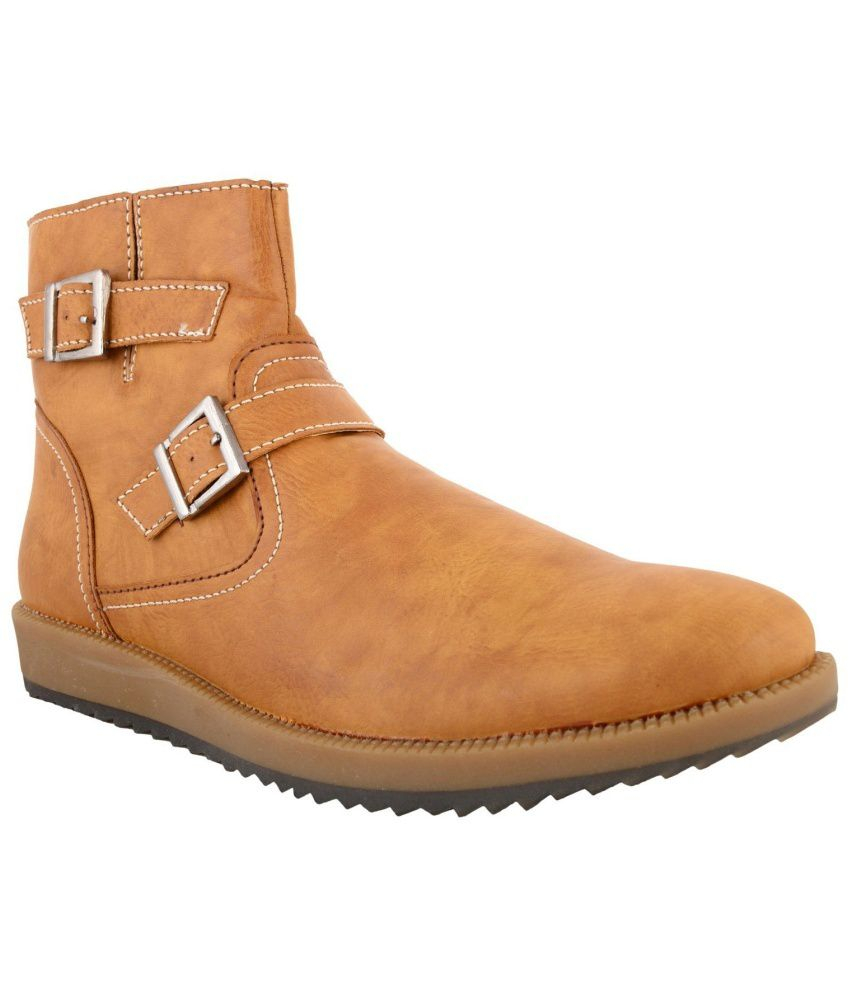 Zohran Tan Boots