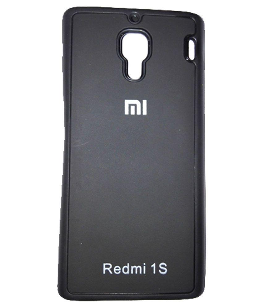 Katto Back Cover For Xiaomi Redmi 1s - Black