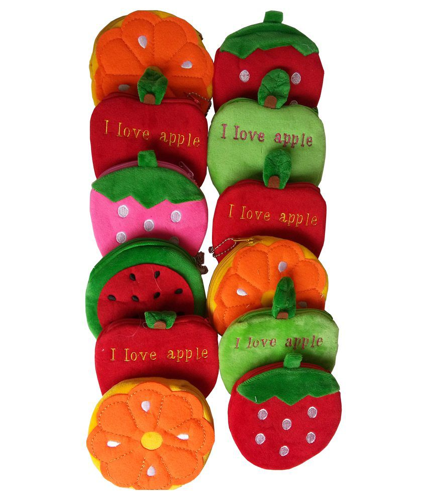 GoAppuGo Multicolor Stationery Pouches