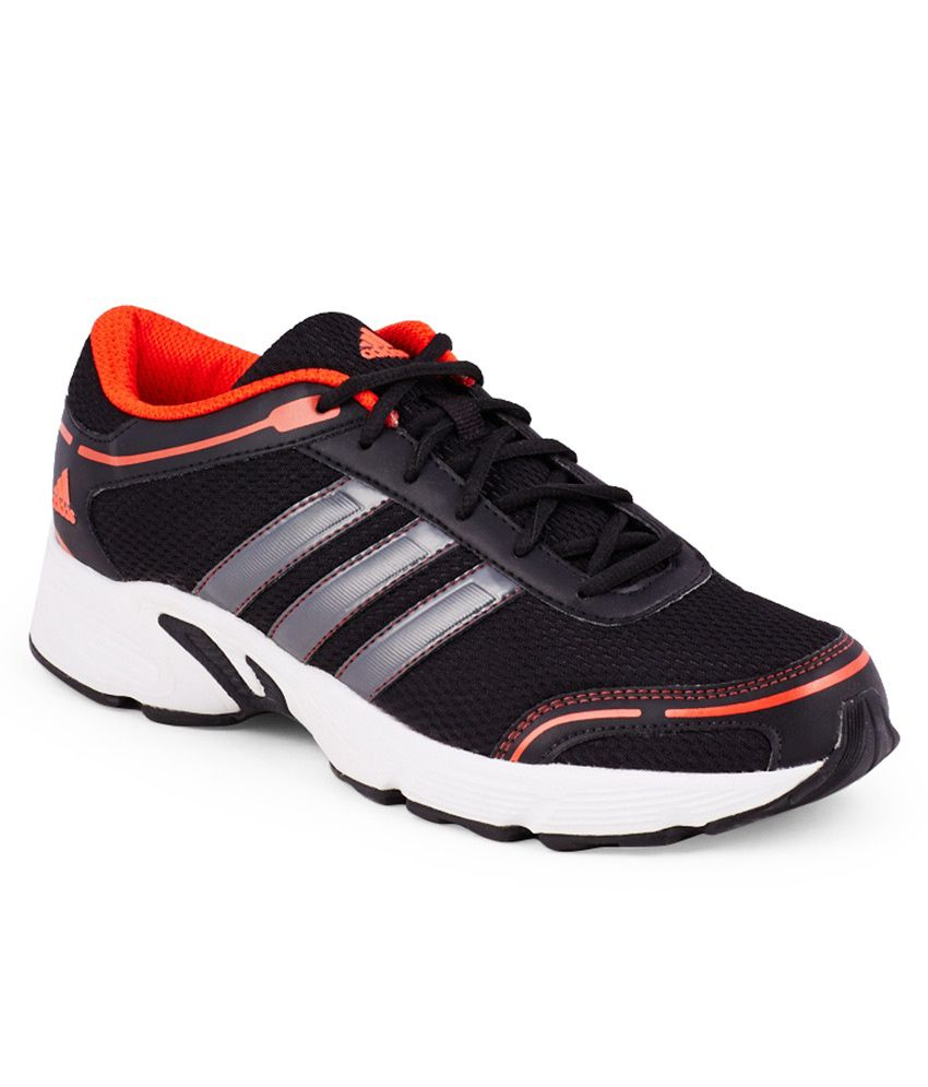 Adidas Eyota M Black Sport Shoes