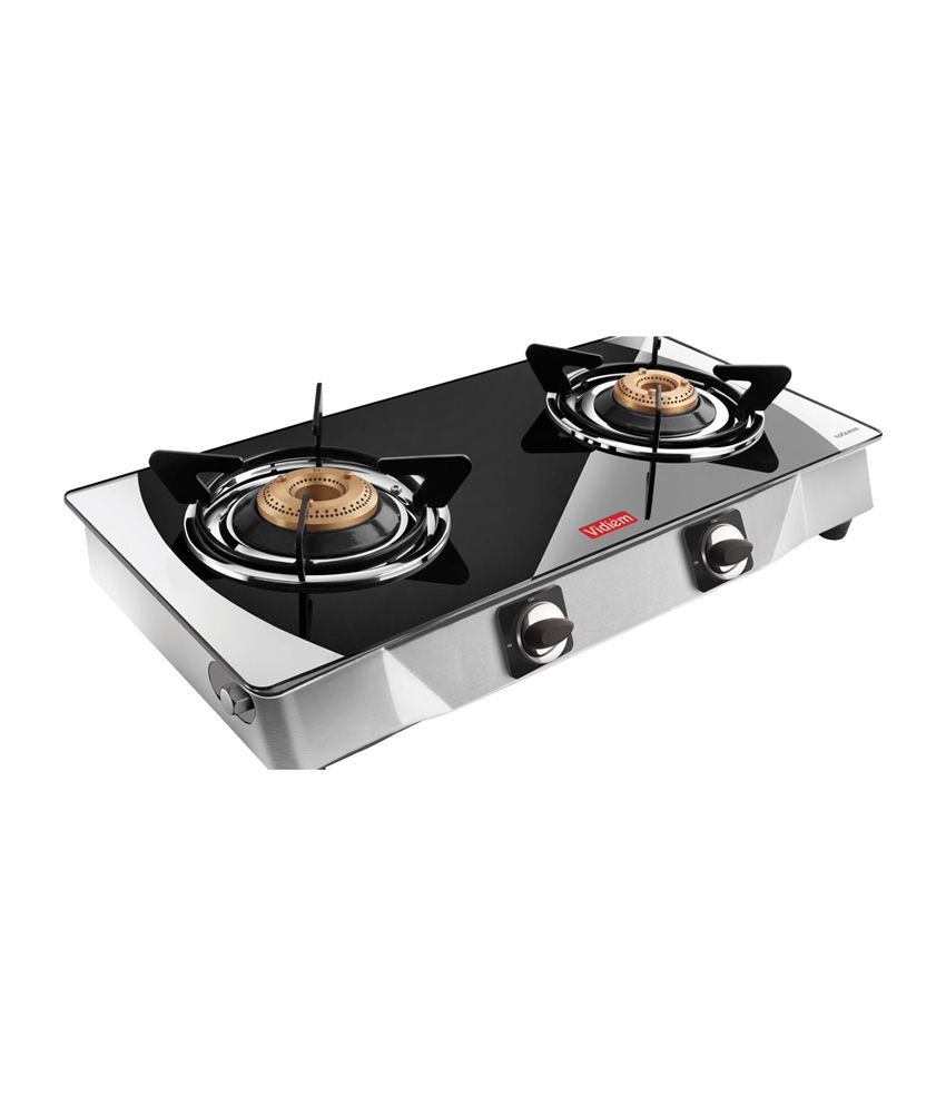 Vidiem Edge Petit Gas Cooktop (2 Burner)