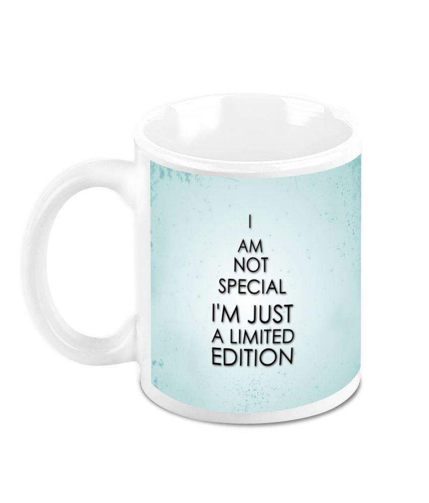 HomeSoGood Glass Coffee Mug