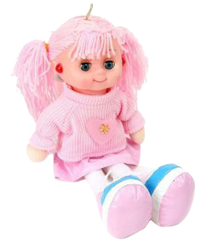 deals india multicolour musical doll with led lights soft toy buy