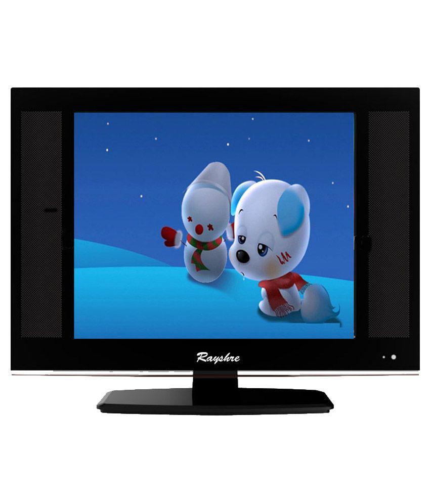 Rayshre REPL19LCDM1 48.26 cm (19) Full HD LCD Television