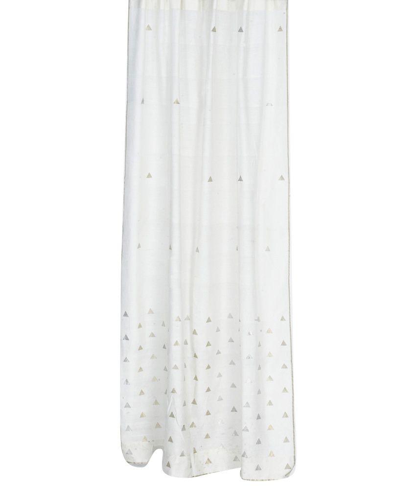 Fabindia Single Door Eyelet Curtain Buy Fabindia Single Door Eyelet Curtain Online At Low