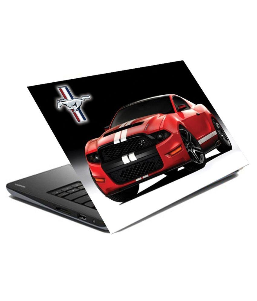 hifex vinyl decal laptop skin 15 6 sports car best price. Black Bedroom Furniture Sets. Home Design Ideas