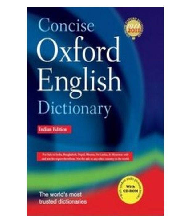 Dictionary book oxford