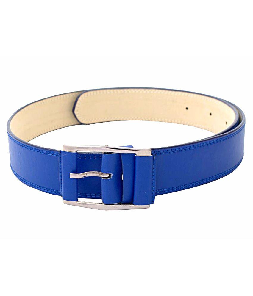 Skyways Blue Belt For Him