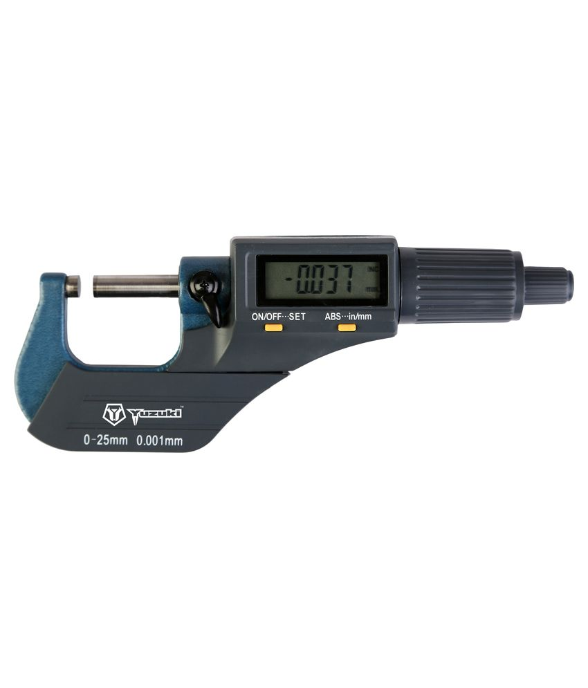 how to read a micrometer in mm