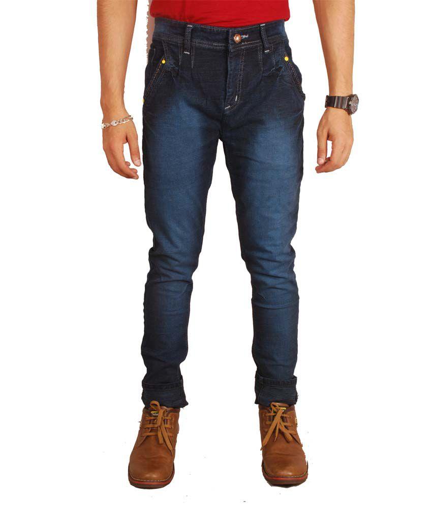 Altran Blue Regular Fit Jeans