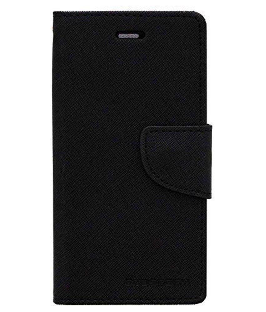online store 4ceca 8dc39 Mercury Goospery Flip Cover For Sony Xperia Z Ultra-Black