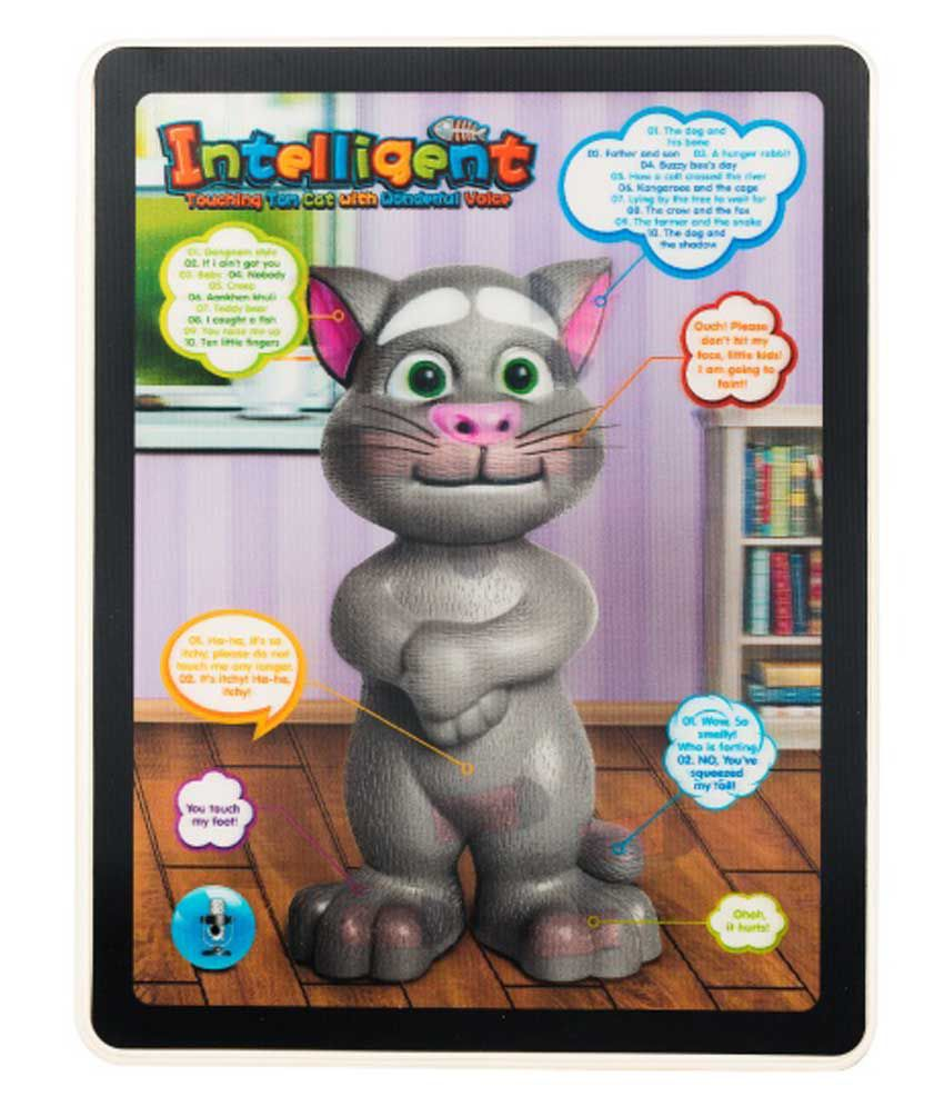 Walk Over Totally Toys Intelligent Talking Tom Touch Buy Walk Over
