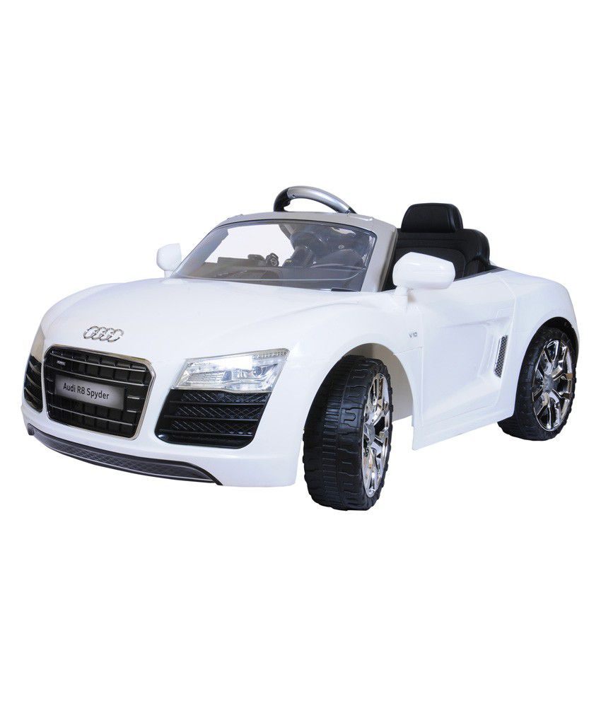 Happy Kids Officially Licensed Audi R8 Spyder Battery