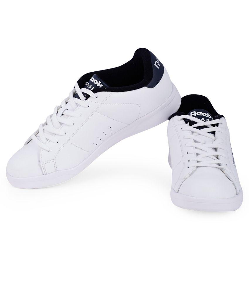 244856b1703 Reebok Npc Lite 2 Lp White Casual Shoes - Buy Reebok Npc Lite 2 Lp ...
