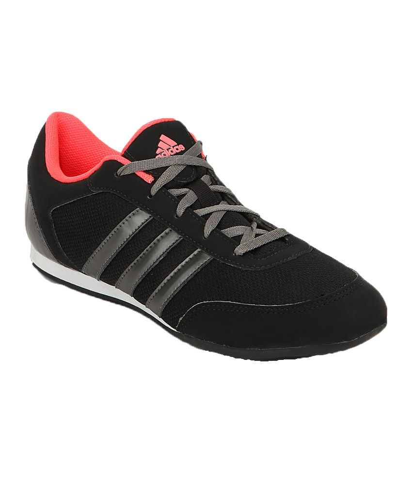 5dfa19f022b9 Adidas Black Women Sports Shoes Price in India- Buy Adidas Black Women  Sports Shoes Online at Snapdeal