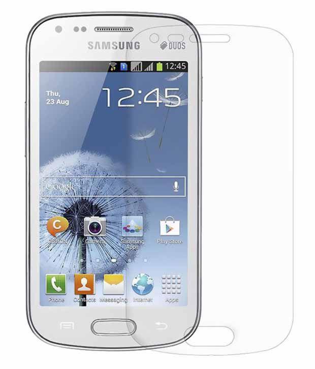 Samsung Galaxy S4 Tempered Glass Screen Guard by GMK MARTIN
