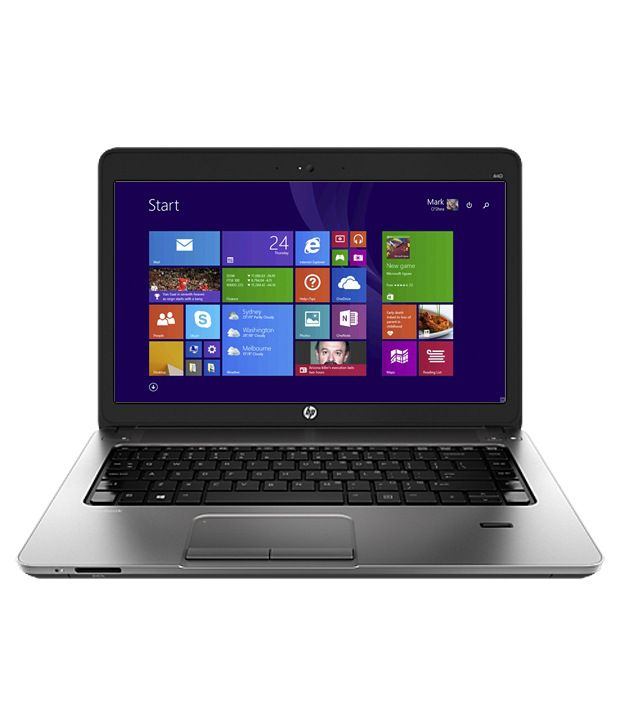 HP 250 G3 M3M69PA Notebook (Intel Celeron- 2GB RAM- 500GB HDD- 39.62 cm (15.6)- Windows 8.1) (Black)
