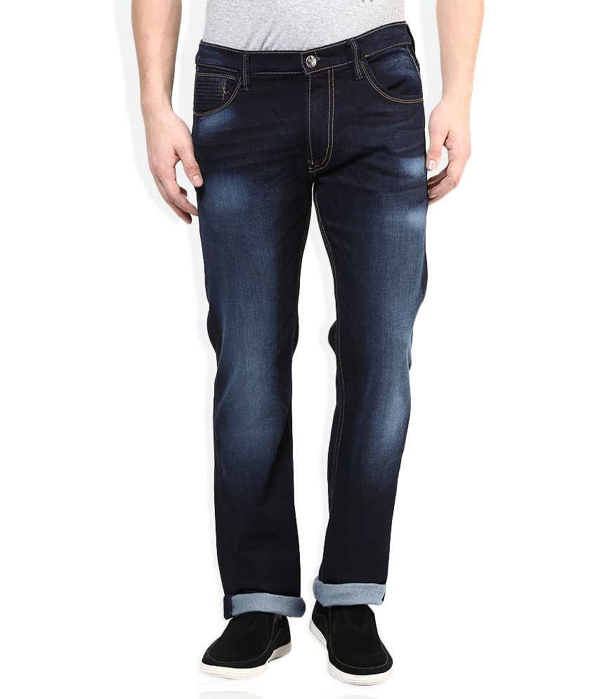 Lee Blue Slim Fit Jeans