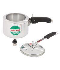 Aluminium Pressure Cooker- 7 Ltr