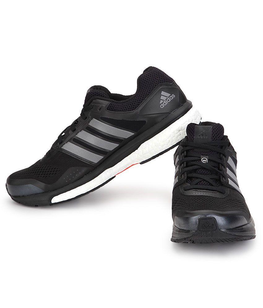 5c79e054a66e8 Adidas Supernova Glide Black Sports Shoes Adidas Supernova Glide Black  Sports Shoes ...