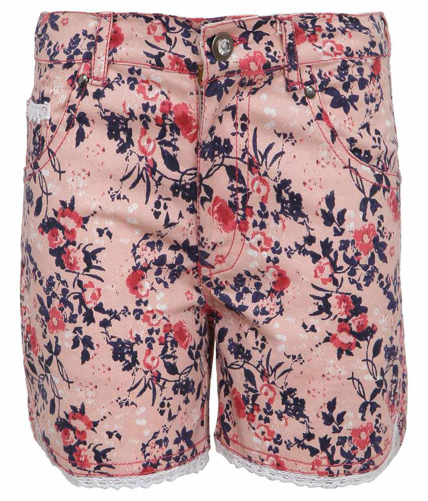 Bells and Whistles Pink Shorts