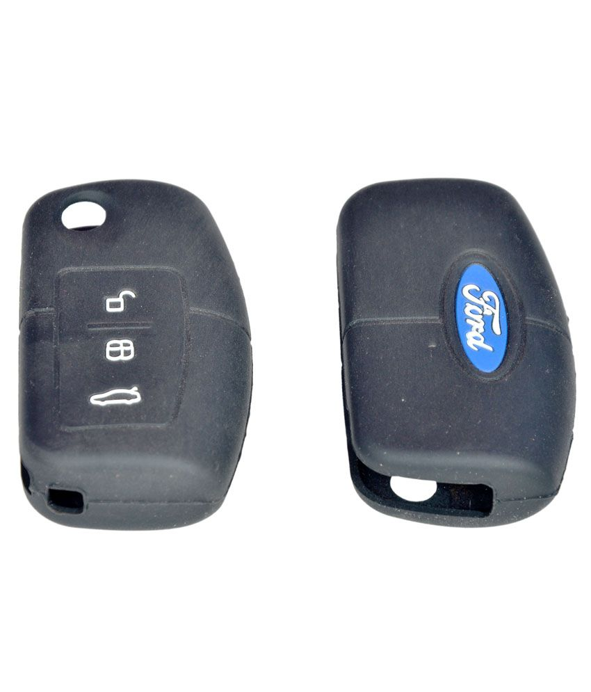 Harman Silicone Remote Key Cover For Ford Ecosport Black Buy